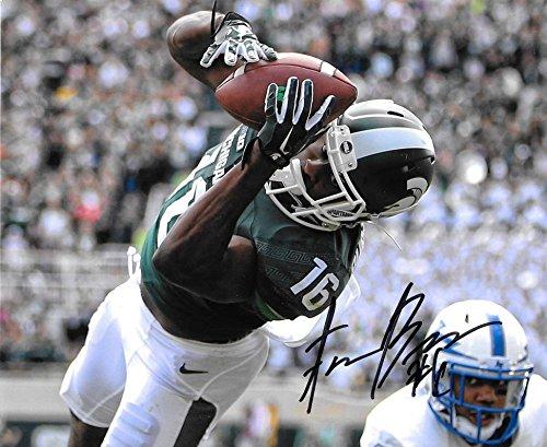 Aaron-Burbridge-Signed-Auto-Michigan-State-Spartans-8x10-Photo