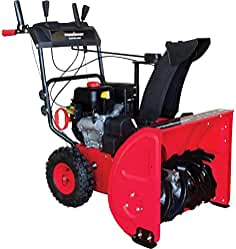 PowerSmart 24 in. 212 cc Two-Stage Electric Start Gas Snow Blower