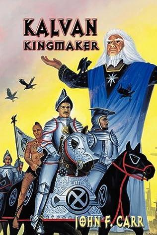 book cover of Kalvan Kingmaker