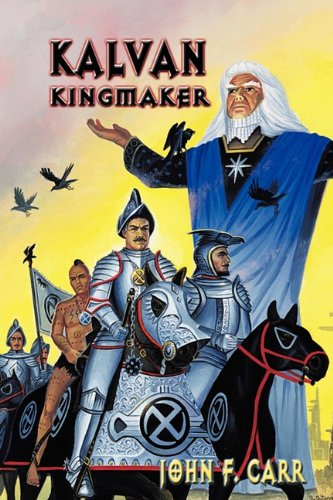 Image - Kalvan Kingmaker by John F. Carr with Roland Green