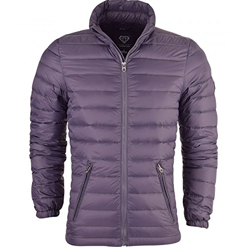 Lightweight Insulated Rich Coat Down Jacket By CLOTHING Warm CORP Mens MONEY Grey Duck Hydrophobic Born Winter YqRvwAA