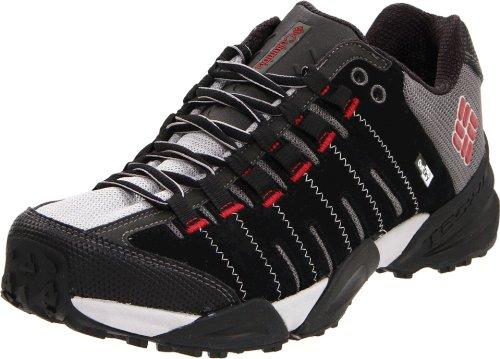 Columbia - Zapatillas para deportes de exterior para mujer Black/Red