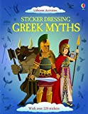 img - for Sticker Dressing Greek Myths book / textbook / text book