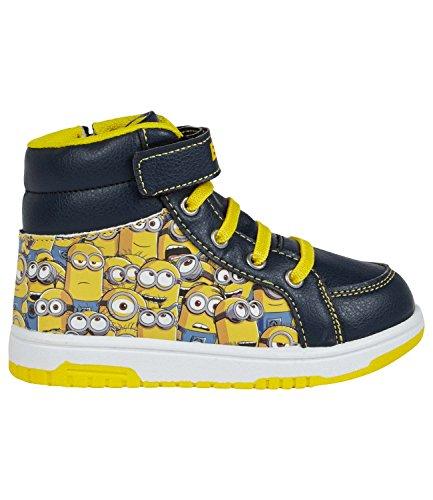 Minions Despicable Me Ragazzi Sneakers - blu marino - 30 RL5qf