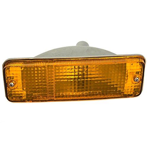 87 Signal Light Driver (CarPartsDepot Fit 1984-1989 Toyota 4Runner Front Facial Turn Signal Light Driver TO2530106)
