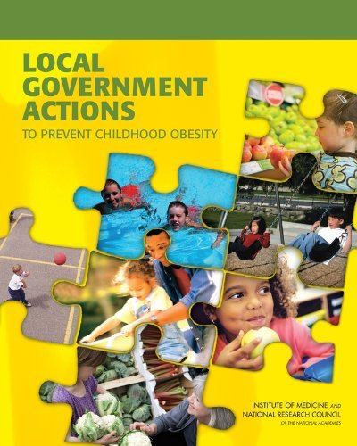 Read Online Local Government Actions to Prevent Childhood Obesity [Paperback] [2009] (Author) Lynn Parker, Annina Catherine Burns, Eduardo Sanchez pdf epub