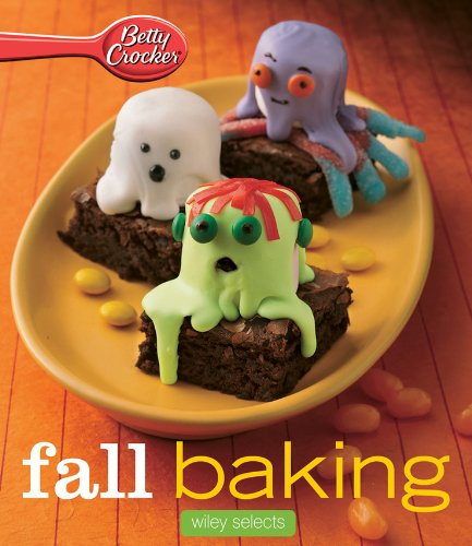 Betty Crocker Fall Baking: HMH Selects (Betty Crocker Cooking) ()