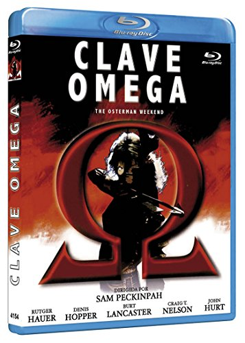 Clave Omega (1983) the Osterman Weekend (Region B) [ Non-usa Format, Import - Spain ]