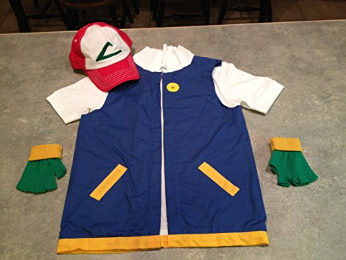 Ash-Ketchum-Pokemon-Trainer-Anime-Costume-Set-Child