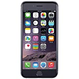 Apple iPhone 6 Plus, Fully Unlocked, 16GB - Space Gray (Certified Refurbished)