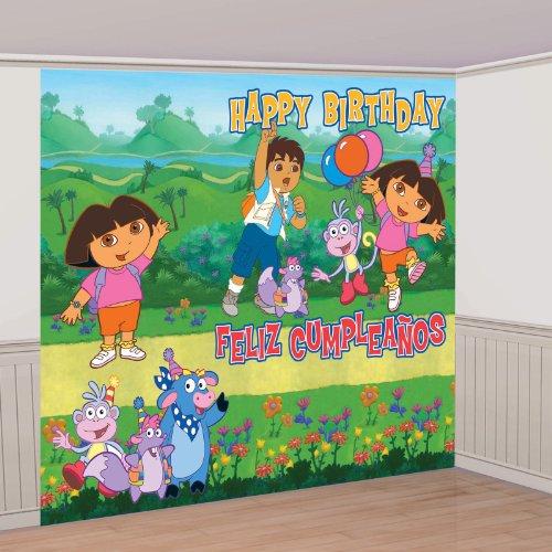 8ft Dora Giant Decorating Set -