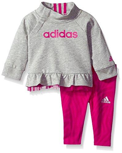 adidas Baby Girls' Round, Brown Ikat, - Brown Round Girls