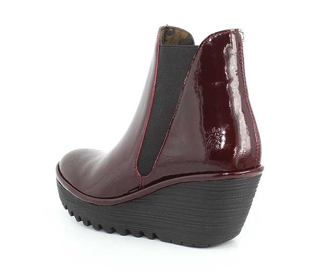 Fly London Women's Yoss Luxor Leather Pull On Boot Cordoba Red-Red-6 Size 6 Envío gratis a bajo costo Recomendar barato en línea Cómodo Comercializable en línea barato SCoxRM9W