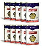 EFFICIENT Cigarette Filters, Filter Tips For Cigarette Smokers 10 Packs (300 Filters)