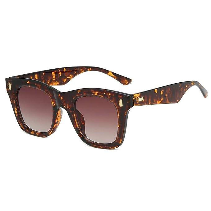 55266300929b10 Sonnenbrille Damen Polarisiert Vollrand Dorical Groß Sonnenbrillen Retro  Gestellbrille Schatten Mode Brillen Markante Vollrandbrille 100% UV Schutz  für ...