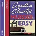 Murder is Easy Hörbuch von Agatha Christie Gesprochen von: Hugh Fraser