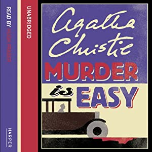 Murder is Easy Audiobook