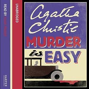 Murder is Easy Hörbuch