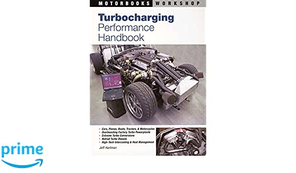 Turbocharging Performance Handbook Motorbooks Workshop: Amazon.es: Jeff Hartman: Libros en idiomas extranjeros