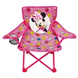 Minnie Happy to Be Me Fold N Go Chair