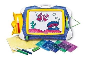 Bastel- & Kreativ-Bedarf für Kinder Sonstige Mal- & Zeichenmaterialien für Kinder Lila günstig kaufen Fisher-Price Doodle Pro CHH61 Zaubermaltafel