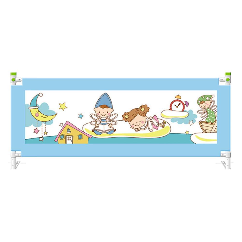 ベッドフェンス 垂直リフティングベッドレールフルサイズ幼児用ガードレール5スピード調節用アンチロールオーバーラージベッドユニバーサルバッフル (サイズ さいず : 200cm) 200cm  B07LCZ39W9