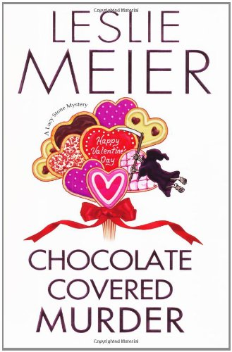 Chocolate Covered Murder (A Lucy Stone Mystery)