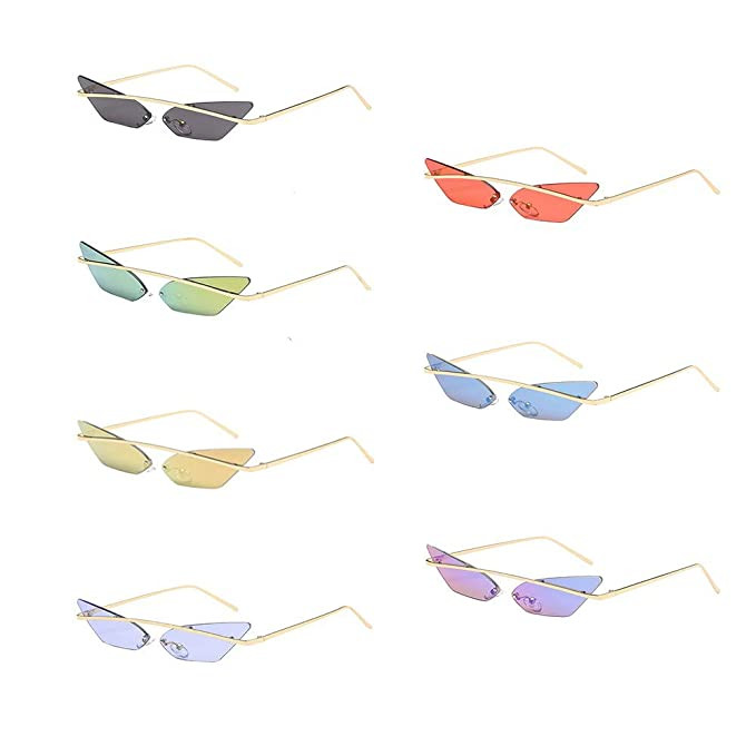 Amazon.com: Alonea Gafas de sol de ojo de gato, gafas de sol ...