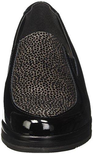 Sc3673 Nero Sneaker Collo A Grünland Basso Donna w8UqgwdS
