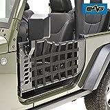 EAG-Matrix-Tubular-Door-with-Side-View-Mirror-for-0718-Jeep-Wrangler-JK-2-Door-Only