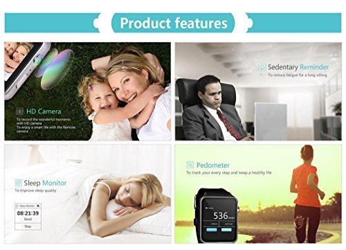 Wingtech Bluetooth Wireless GT88 Smart Watch Pedometer