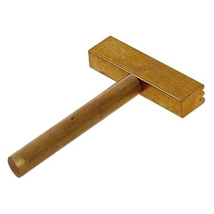 SODIAL(R) Cabeza de T-punta de hierro de soldadura para cinta del