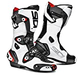 Sidi Mag-1 Air Motorcycle Boots Black/White US10/EU44 (More Size Options)