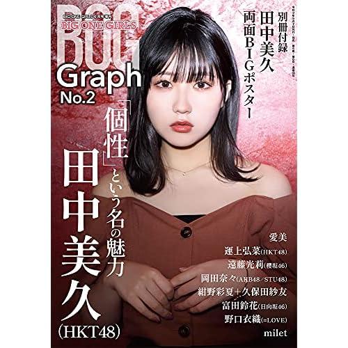 BIG ONE GIRLS Graph 2 表紙画像