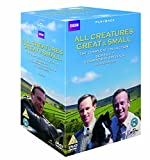 All Creatures Great & Small - Complete Collection (Series 1-7) - 33-DVD Box Set ( All Creatures Great and Small ) [ NON-USA FORMAT, PAL, Reg.2 Import - United Kingdom ]