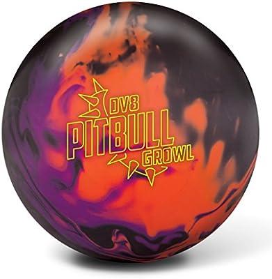 DV8 Pitbull Growl Bowling Ball