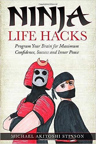 Ninja Life Hacks: Program Your Brain for Maximum Confidence ...