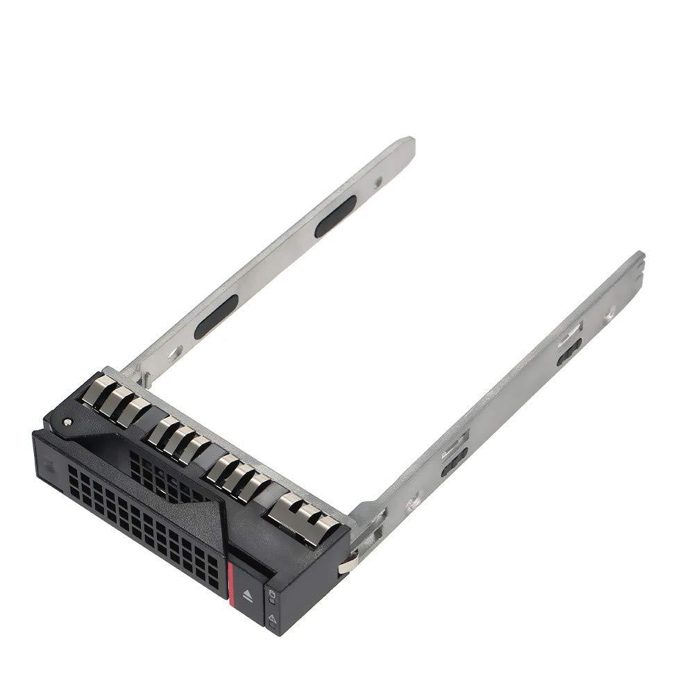 "2.5/"" HD Caddy Tray For Lenovo RD330 RD340 RD430 RD440 RD530 RD540 RD630 31050784"