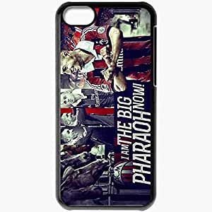Personalized iPhone 5C Cell phone Case/Cover Skin 2013 original el shaarawy ac milan Black