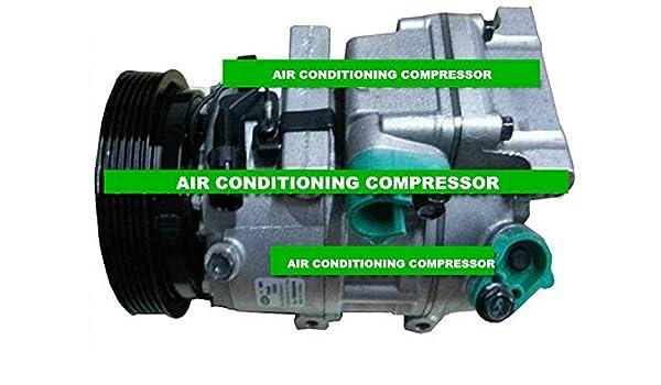 GOWE compresor de aire acondicionado para coche Hyundai YUEDONG/Elantra I30 1.6 AC Compresor VS18 12 V: Amazon.es: Bricolaje y herramientas