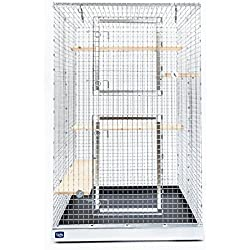 Quality Cage Crafters Chinchilla Mansion Chinchilla Cage - Handmade in USA