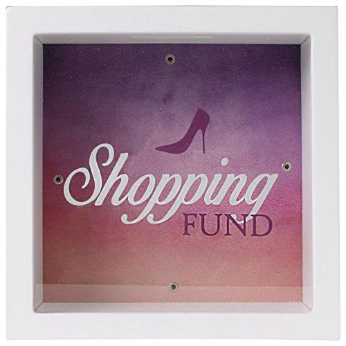 Shoe Fund Money Box (Shopping Fund Money Box)