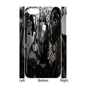 Best design Bat Man Diy Iphone 4/4s hard Case,customized case MK809552