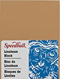 Speedball 4305 Premium Mounted Linoleum Block
