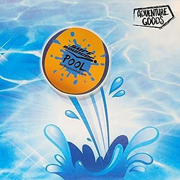 Pelota Rebotadora Acuática Pool Adventure Goods: Amazon.es ...