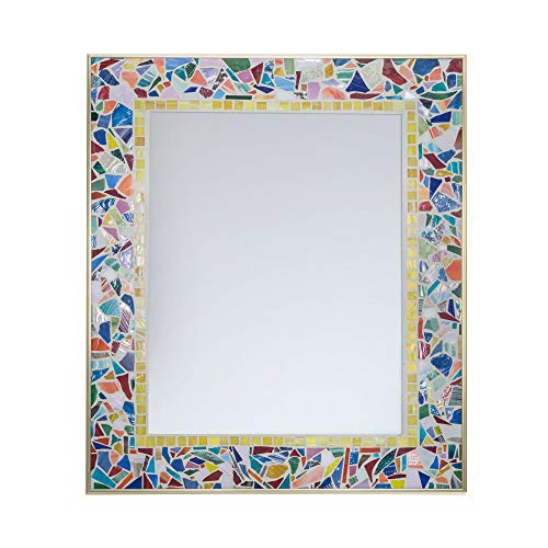 (Spiritoso Mosaico Mosaic Mirror (24