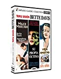 Mujer Marcada + Su Propia Victima + Vieja Amistad [ Non-usa Format: Pal -Import- Spain ] Marked Woman + Dead Ringer + Old Acquaintance