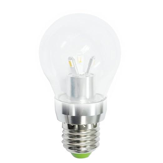 LED de pera, Classic, E27/3 W – Práctico No hay Diferencia para