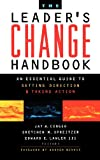 The Leader's Change Handbook, , 0787943517