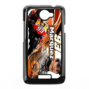 Marc Marquez For HTC One X Cases Cover Cell Phone Cases STL560630